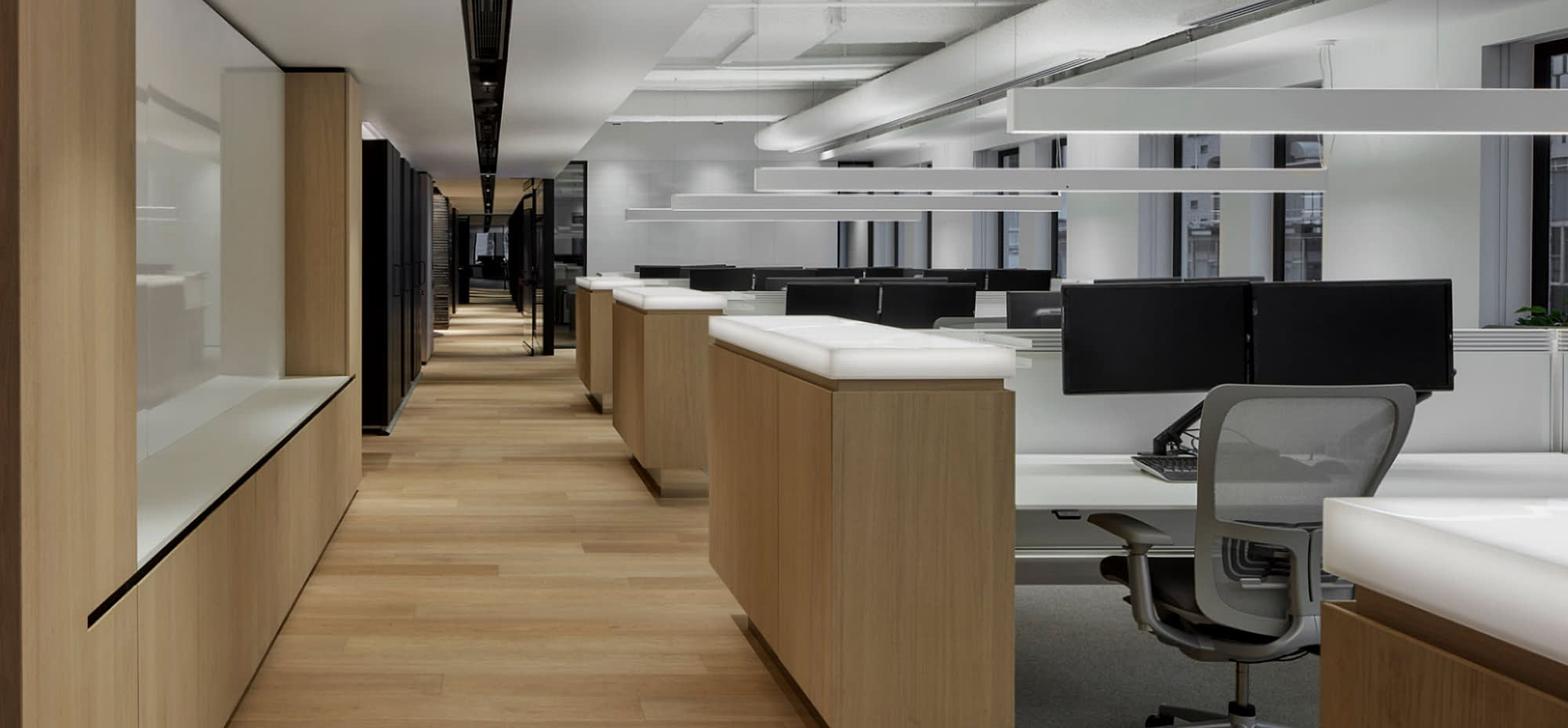 workspace refurbishment