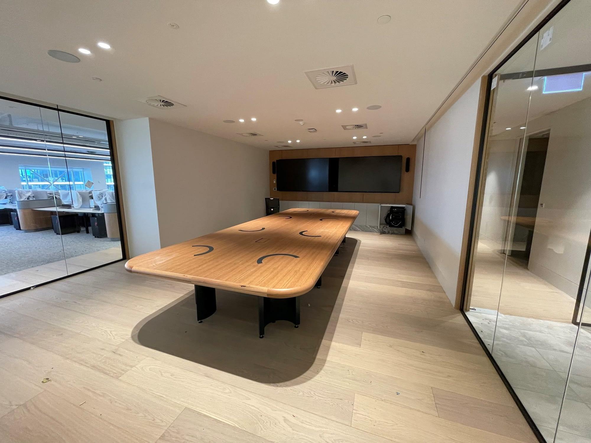 board room fitout melbourne