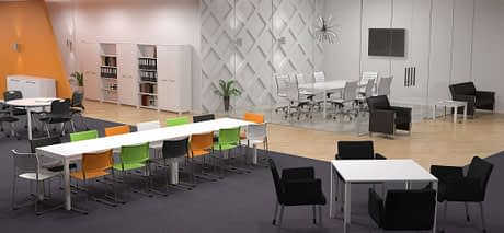office furniture fitout melbourne