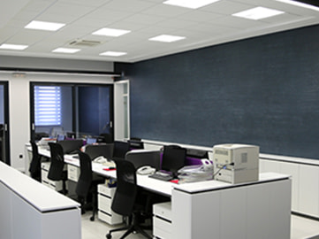Workstations   Suspended Ceiling