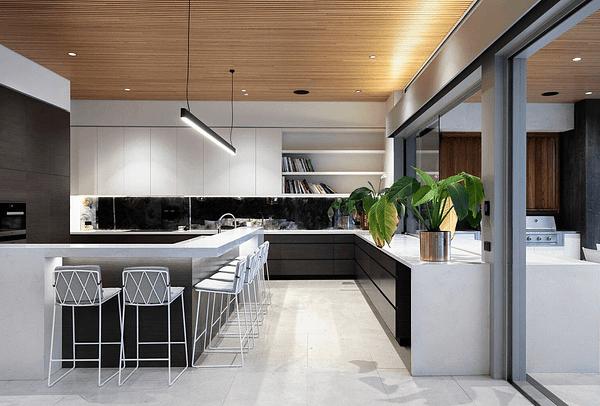 kitchen fitout